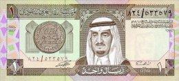 Saudi Arabia 1 Riyals 1984 Pick 21d UNC - Saudi-Arabien