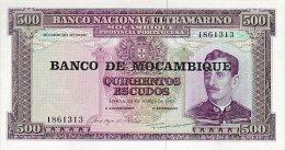 Mozambique 500 Escudos (1976)  Pick 118 UNC - Mozambique