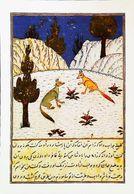 Illustration Les Deux Chacals Nasr-Ollah Monchi   Irak - Irak
