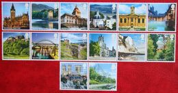 UK A-Z Part 2 (Mi 3235-3248) 2012 POSTFRIS MNH ** ENGLAND GRANDE-BRETAGNE GB GREAT BRITAIN - Unused Stamps