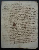 Tonneins 1790 (Lot-et-Garonne) Mariage De Jacques Larrieu Et Marguerite Tournié De Marmande - Manuscrits