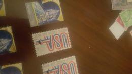 USA POSTA AEREA 1 VALORE - Stamps