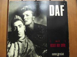 DAF* – Absolute Body Control - 1985 - NDW - 45 Rpm - Maxi-Single