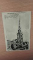 CPA -  VILLEFRANCHE EN BEAUJOLAIS (Rhône) - 11. L'église Notre Dame Des Marais - Villefranche-sur-Saone