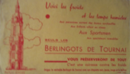 Buvard – Berlingots De Tournai - Alimentaire