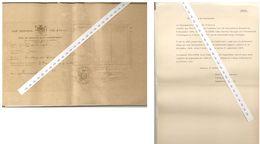 ANTWERPEN  Acte 1932 - Wetten & Decreten
