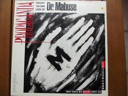 Propaganda – Dr. Mabuse - 1984 - 45 Rpm - Maxi-Single