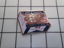 1720 Pin's Pins / Beau Et Rare / THEME : ALIMENTATION / PROREST' LE PRET A CUISINER - Lebensmittel