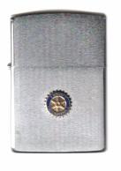 Zippo - ROTARY  INTERNATIONAL - Acier Brossé, Année 1991 (jamais Servi) -  SB - 19 - Zippo