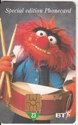 UK - The Muppets/Animal(PUB055B), Chip GEM, Exp.date 31/03/99, Used - Ver. Königreich