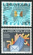 1988Luxembourg1199-1200Europa Cept4,00 € - 1988