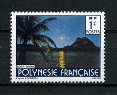 POLYNESIE N° 321** Neuf = MNH Superbe Paysage Landscapes - French Polynesia