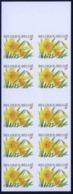 Boekje 39** Trompetnarcis 3046** / Carnet 39 Fleurs Jaunes Narcisse Des Bois MNH - Markenheftchen 1953-....