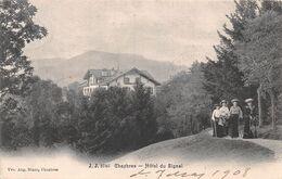 Chexbres - Hôtel Du Signal - Animée - VD Vaud