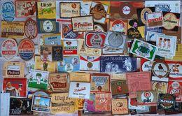 Label Brewery Belgium Lot 002 - Beer