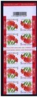 Boekje 43** Anjers (Carnations) / Carnet 43 MNH D'oeillets Avec  3234** Nelken-Garofani-Claveles-Karafiáty-Szegfű - Markenheftchen 1953-....