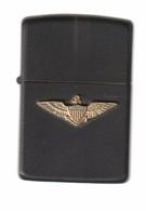 Zippo - Emblème De Marine - Noir, Année 1989 -  SB - 23 - Zippo