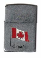 Zippo - CANADA - Sans Souci -  Année 1991 -  SB - 24 - Zippo