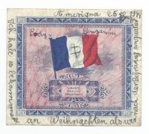 Billet De La Libération 5 Francs 1944 - 1939-45