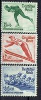 Deutsches Reich - Michel 600-602 Pfr.**/MNH - Unused Stamps