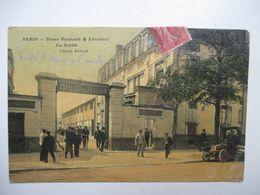PARIS  -    USINES  PANHARD  &  LEVASSOR  -   -  LA  SORTIE  ......      TTB - Exhibitions