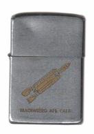 Zippo - VANDENBERG AFB, CALIF -  Année 1968 -  SB - 26 - Zippo
