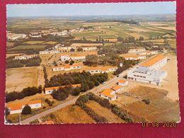CPSM GF - Bretignolles-sur-Mer - Colonie Et Centre Familial De La C.A.F. De L'Allier - Bretignolles Sur Mer