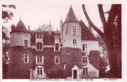36 - Indre - DOUADIC - Par Le Blanc -  Chateau D Avignon - Frankrijk