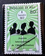 MALI - Journée Internationale De L'alphabétisation - Y&T N° 184 - 1972 - Mali (1959-...)