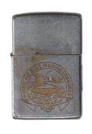 ZIPPO - U.S.S. NAVAL AIR BASIC TRAINING COMMAND-  Retour Du Vietnam, Année 1965 - RT - 29 - Zippo