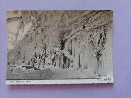 Lot De 6 Cartes Photo Noir Et Blanc Les Alpes En Hiver Photographe Roby La Grave, L'alpe D'huez La Meije Grande Rousse.. - Non Classés