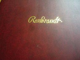 Rembrandt.Eine Philatelistische Dokumentation.Im VD Lindner. - Rembrandt