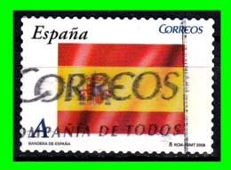 ESPAÑA SELLO  SERIE BASICA EUROS AÑO 2009 AUTONOMIAS - 1931-Heute: 2. Rep. - ... Juan Carlos I