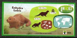 BPZ181 France Ref : TR006 Série Animal Planet Loutre - Instructions
