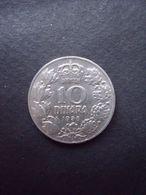 YOUGOSLAVIE = 1 PIECE  DE 10 DINARS DE 1938 - Joegoslavië