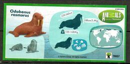 BPZ182 France Ref : TR007 Série Animal Planet Morse - Instructions