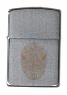 Zippo - Police Office - Los Angeles Police 911i -  Année 1989  (jamais Servi)  -  SB - 28 - Zippo