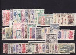 Tschechoslowakei, Kpl. Jahrgang 1958** (K 6477) - Czechoslovakia