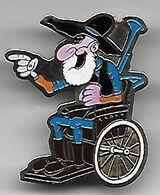 @@ Broche BD Lucky Luke Old Timer (Dargaud 78) (3x3.6) @@bdb - Cómics