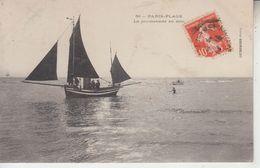 PARIS PLAGE - Promenade En Mer - Le Touquet