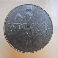 Portugal 100 Escudos 1984 Silver - Portugal