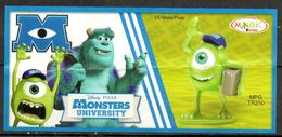 BPZ187 France Ref : TR250 Série Monsters University - Instructions