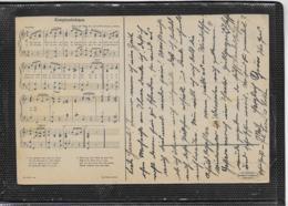 AK 0538  Tanzplanliedchen ( Deutsch-Böhmen ) - Worte Und Weise VonJosef Bartmann Ca. 1930 - Muziek En Musicus