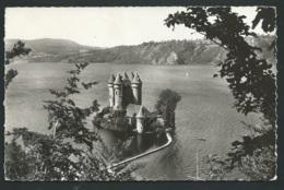 Le Chateau De Val Et Le Lac De Bort ( Corrèze )     -  Maca14105 - France