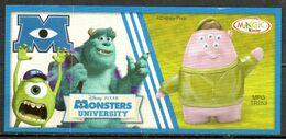 BPZ188 France Ref : TR253 Série Monsters University - Instructions