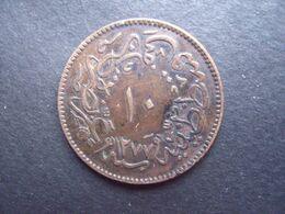 TURQUIE = 1 PIECE  DE 10 PARAS  DE 1861 - Turkey