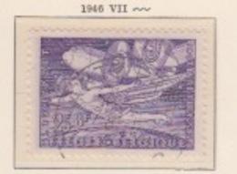 BELGIUM USED COB PA 14 CROMBEZ GAND - Airmail