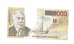 1000 Fr - Permeke - [ 2] 1831-... : Royaume De Belgique