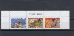 Suriname Michel Cat.No. Mnh/** 2229/2231 Fish - Suriname