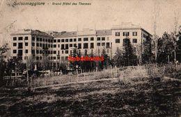 Salsomaggiore - Grand Hotel Des Thermes - Parma